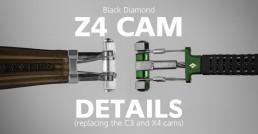 Black Diamond Z4 cam details header
