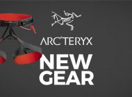 2020 Arc'teryx Climbing Harness (Newest Gear)