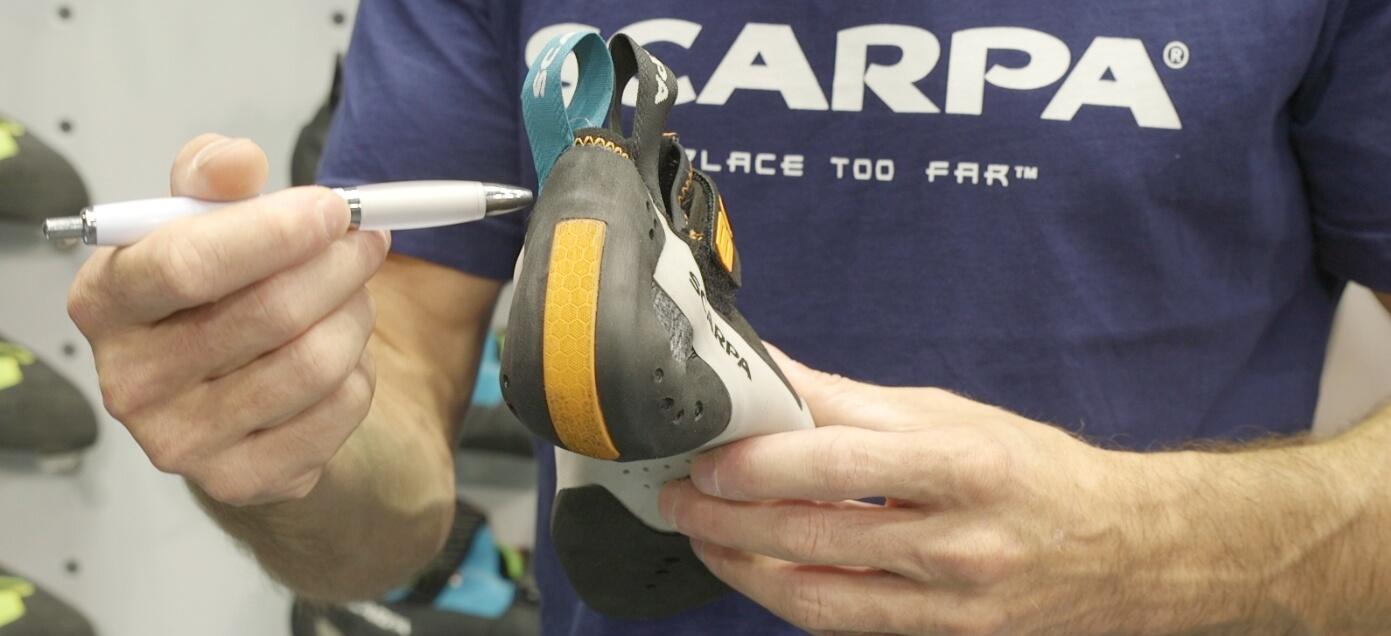 SCARPA 2020 Booster Heel