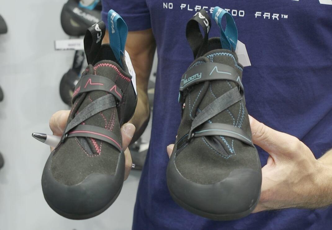 SCARPA 2020 Velocity climbing shoe