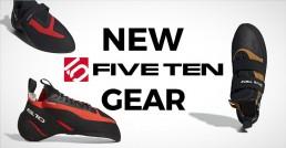 New Five Ten Gear