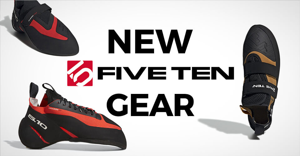 2020 Five Ten Climbing Shoes Newest