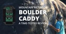 Mountain Method Boulder Caddy header