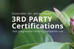 3rd party certifications
