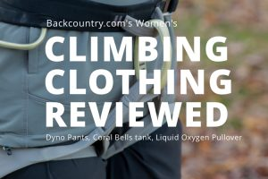 Rock Climbing Gear Stories 4
