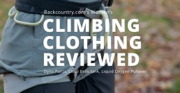 Backcountry Clothes