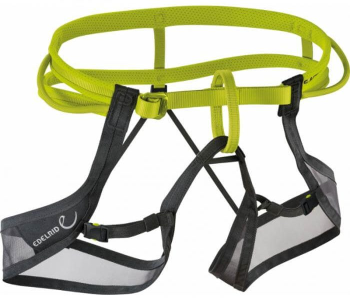 Edelrid Huascaran sustainable climbing harness