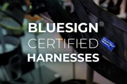 Header Bluesign Certified Harnesses