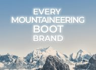 All the 41 Brands that Make and Sell Mountaineering Boots