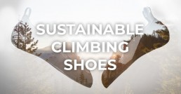 Header Sustainable Climbing Shoes