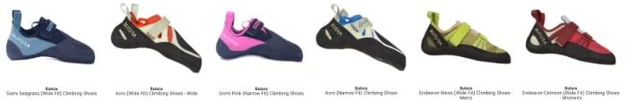 Butora Hemp shoes