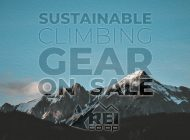 REI Sales Guide to the Most Sustainable Climbing Gear