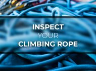 How to Inspect a Climbing Rope (When should I retire my rope?)