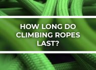 How Many Years Does a Climbing Rope Last?