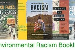 Environmental Racism Booklist header