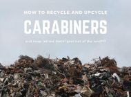 How to Recycle and Upcycle Used Carabiners