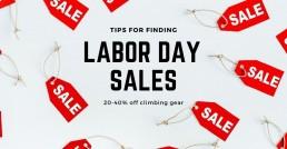 Labor DAY Sales header